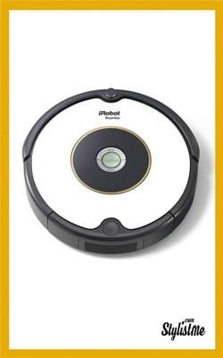 Cadeaux Noël 2018 high tech idées robot aspirateur iRobot Roomba