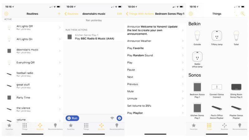 Comment utiliser Sonos avec Google Homee et Google Assistant app nécessaire et routines