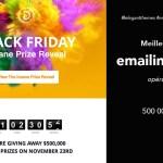 Divi meilleure campagne emailing 2018 avec impact réseaux sociaux