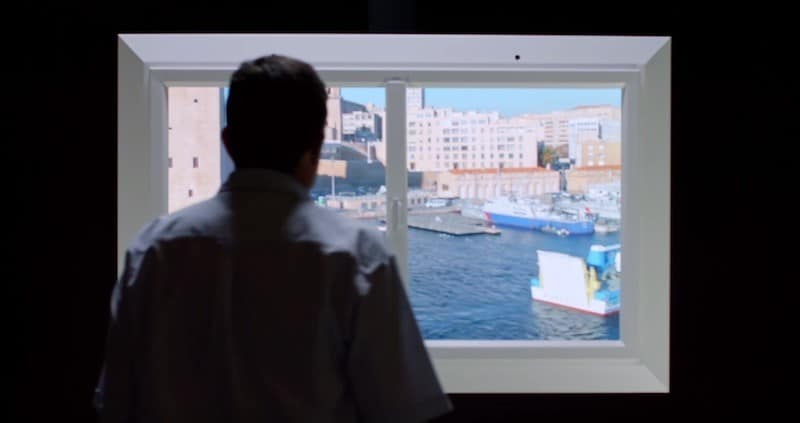 CES 2019 nouveautés Wintual fenêtre interactive WinActiv
