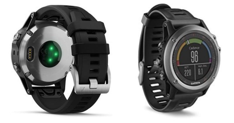 Garmin Fenix 5 Plus prix avis test design finitions