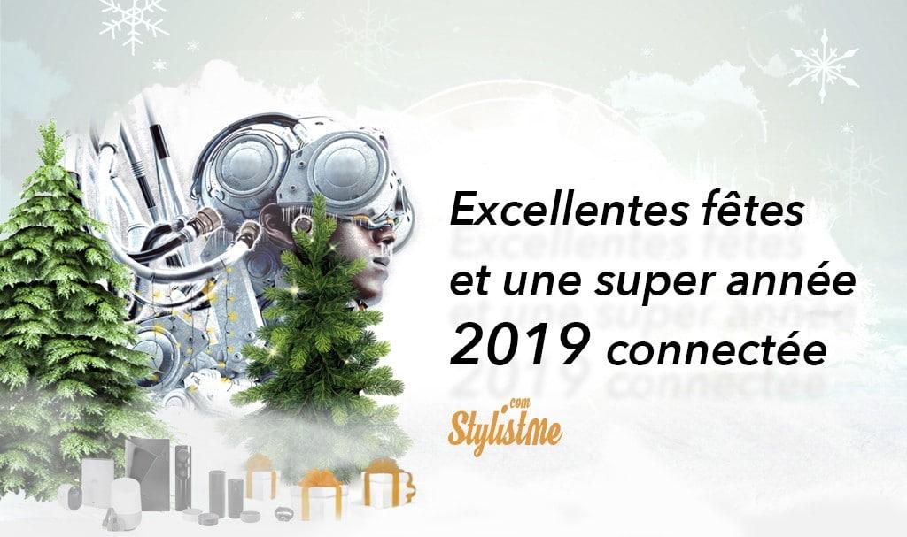 Cadeaux Noël 2018 high tech livraison gratuite avant noël