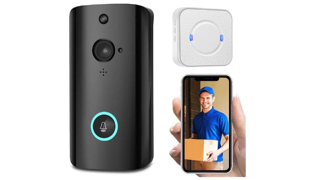 Akaso video doorbell et sonnette