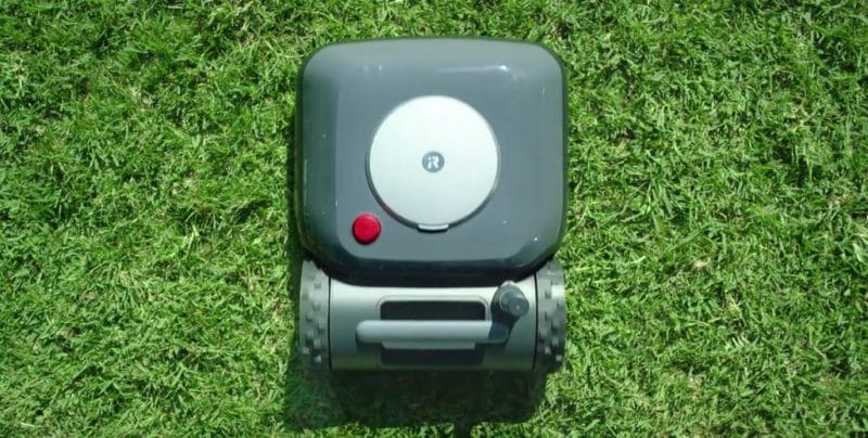irobot terra prix avis test robot tondeuse hauteur tonte