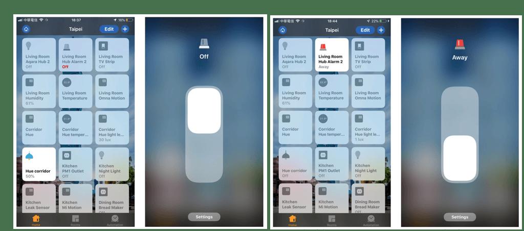 Système d'alarme HomeKit pas cher Aqara Mi Home de Xiaomi 3