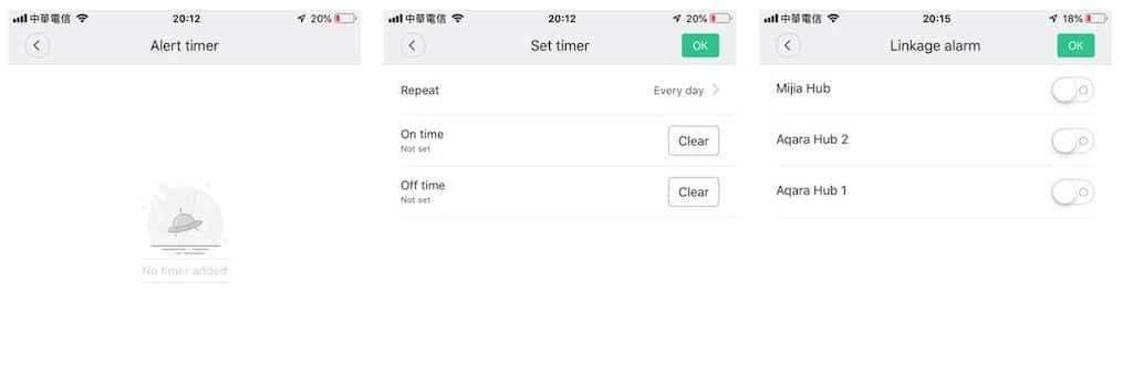 Système d'alarme HomeKit pas cher Aqara Mi Home de Xiaomi 5