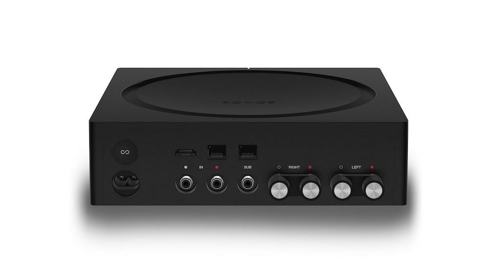 Sonos Amp avis test prix connectique