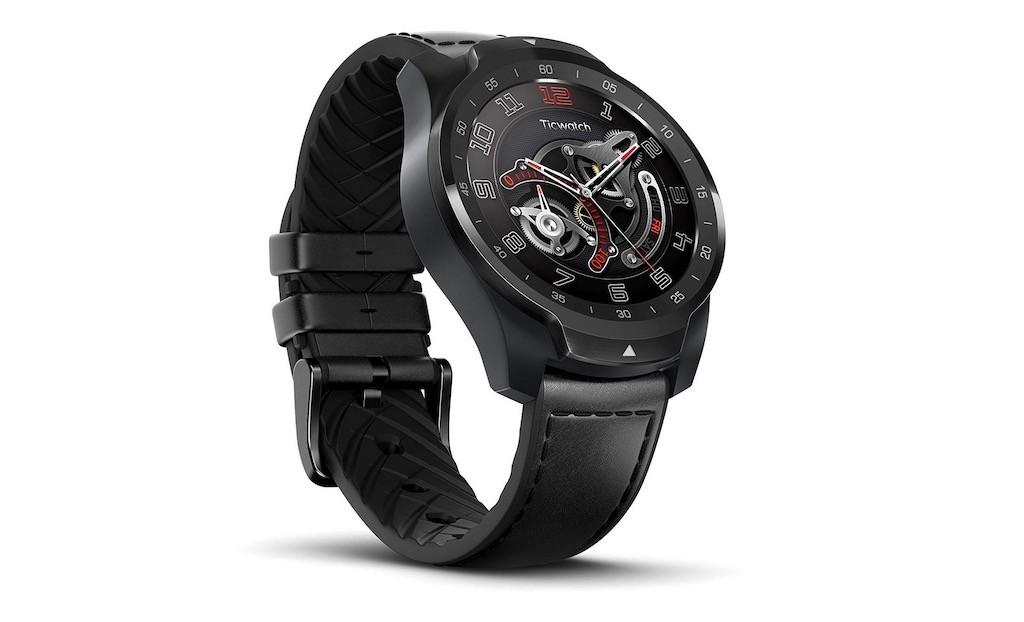 Ticwatch Pro prix avis test finitions bracelet boitier