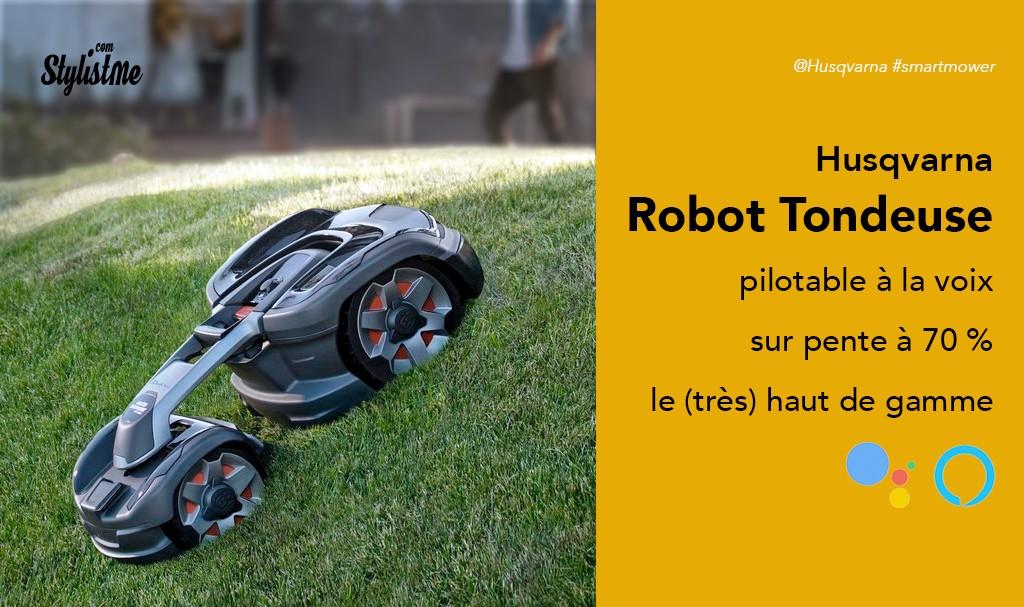 Husqvarna Automower 435x Awd Robot Tondeuse Pilotable 224 La