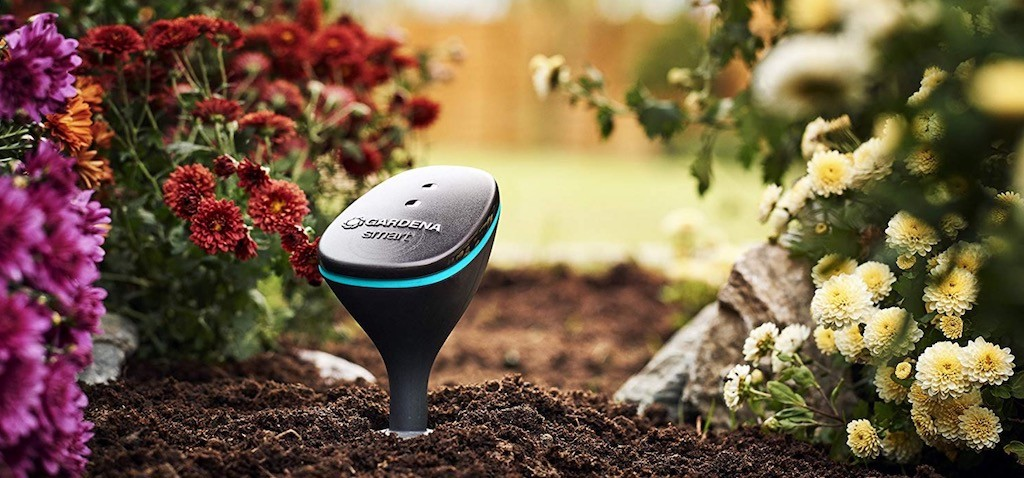 Smart Sensor arrosage automatique gardena connecté