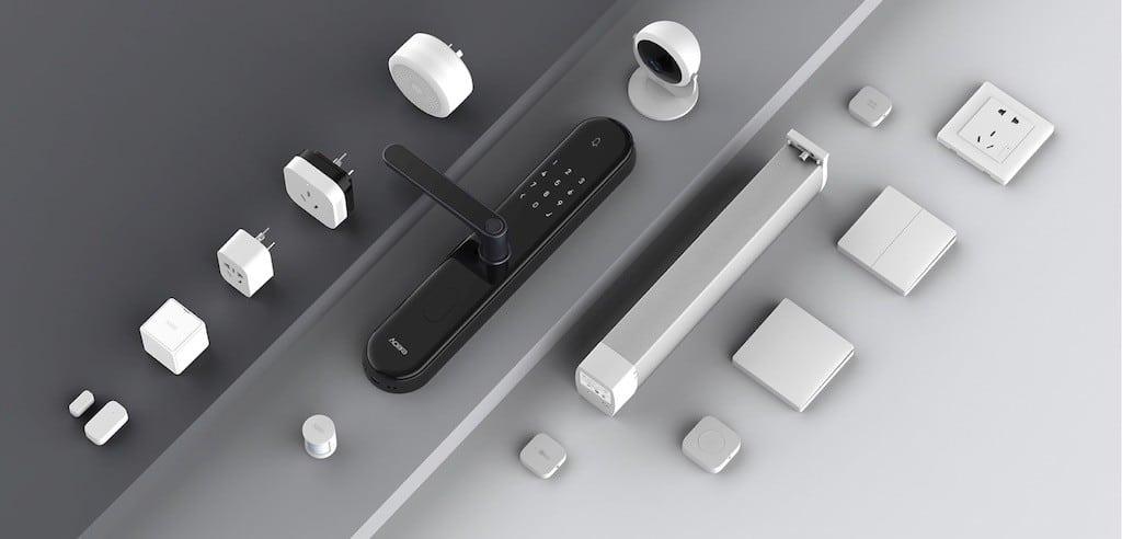 Xiaomi Aqara Smart Door Lock S2 Pro connexion hub