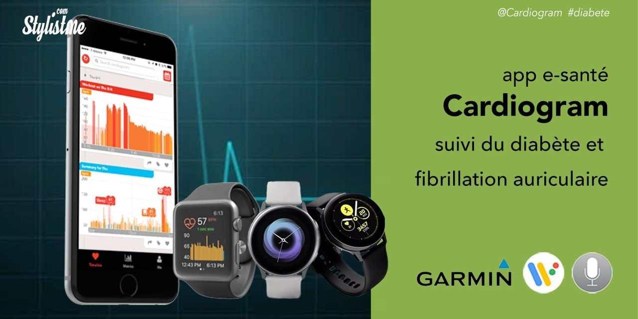 Cardiogram l'app pour suivre le diabète avec votre montre [news]