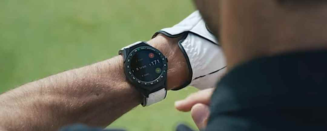 TAG Heuer Connected Modular 45 golf test