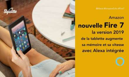 Fire 7 2019 la nouvelle version de la tablette Amazon avec Alexa