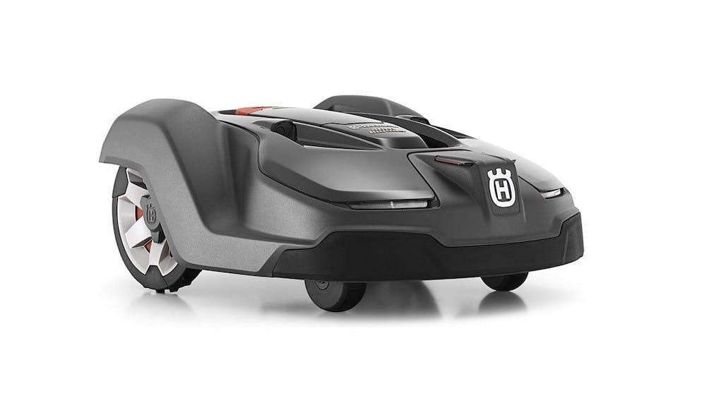 Husqvarna Automower 450x comparatif robot tondeuse