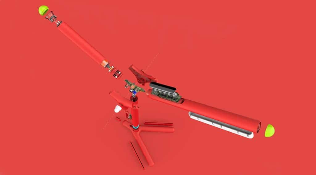 iHaper lampe connectée HomeKit détecteur mouvement