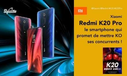 Redmi K20 Pro de Xiaomi le smartphone haut de gamme chinois à 450 € !