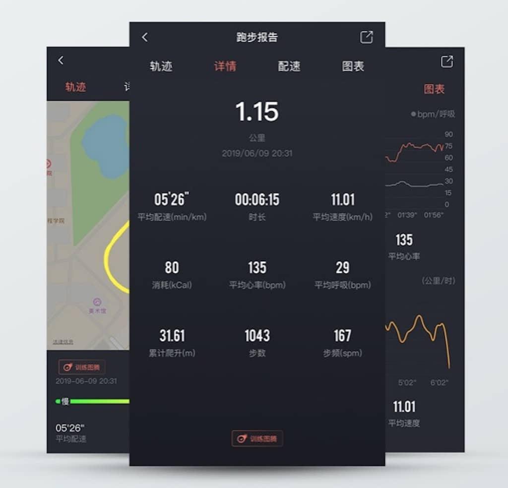 application SensElast 3E teeshirt