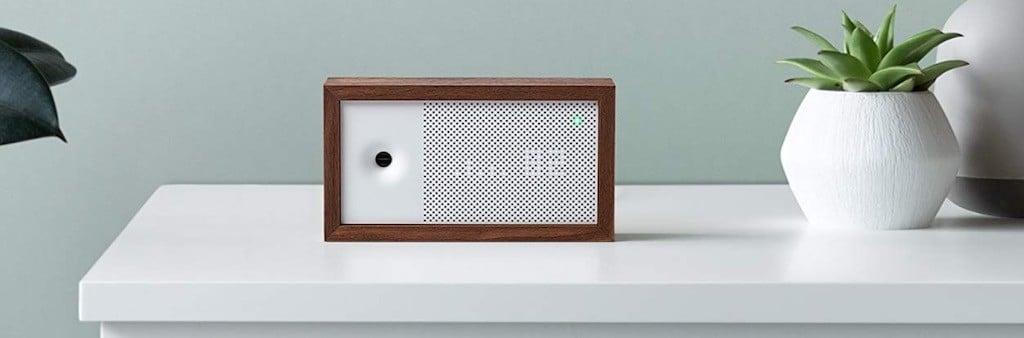 Awair analyse air compatible nest hub