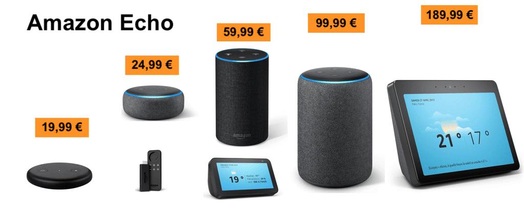 Amazon Echo Prime Day 2019