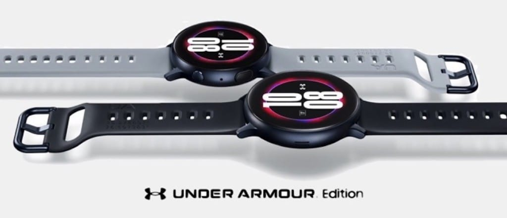 Samsung Galaxy Active 2 Under Armor