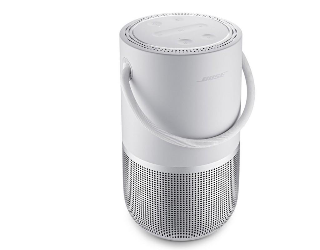 Bose home speaker portal détails caractéristiques