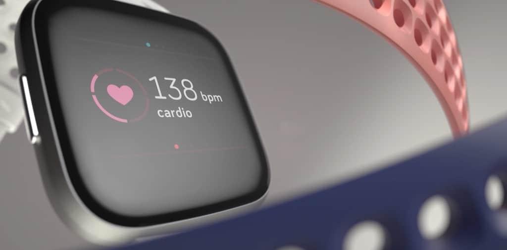 suivi activité Fitbit versa 2