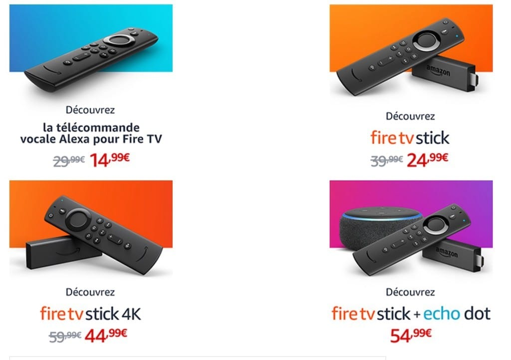Amazon Fire Tv stick promotions