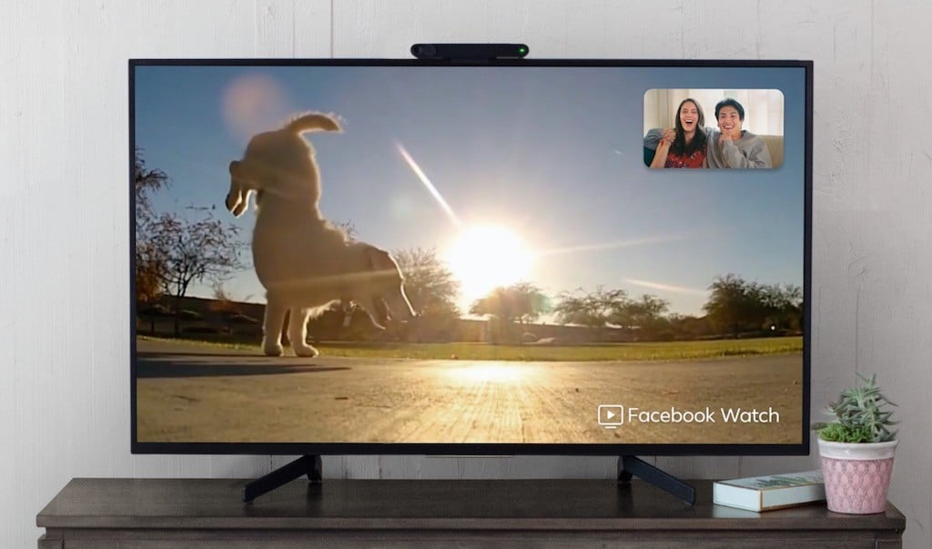 Facebook Watch Portal TV