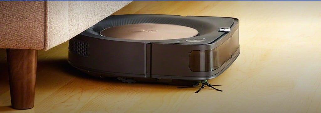 Roomba S9+ avis robot aspirateur iRobot