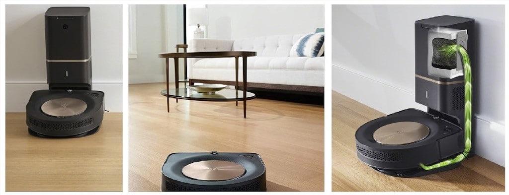 iRobot RoombaS9+