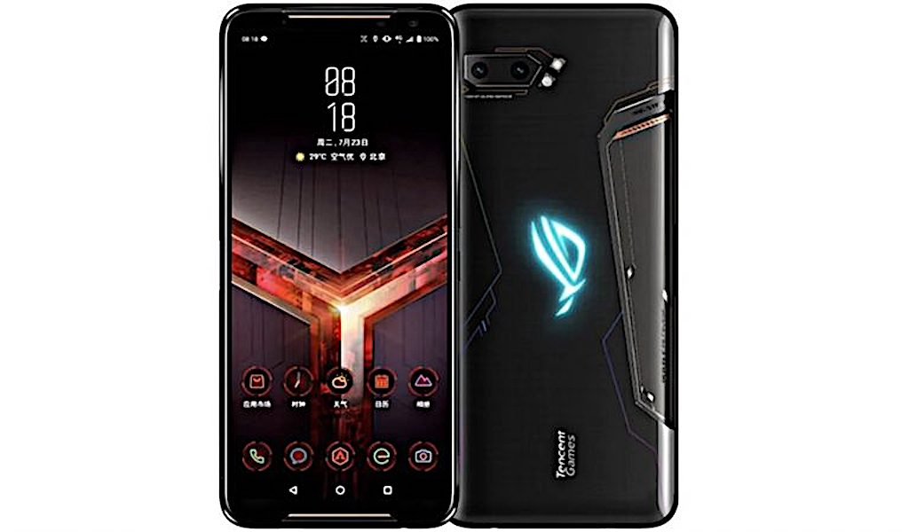 snapdragon 855 Plus asus rog phone 2