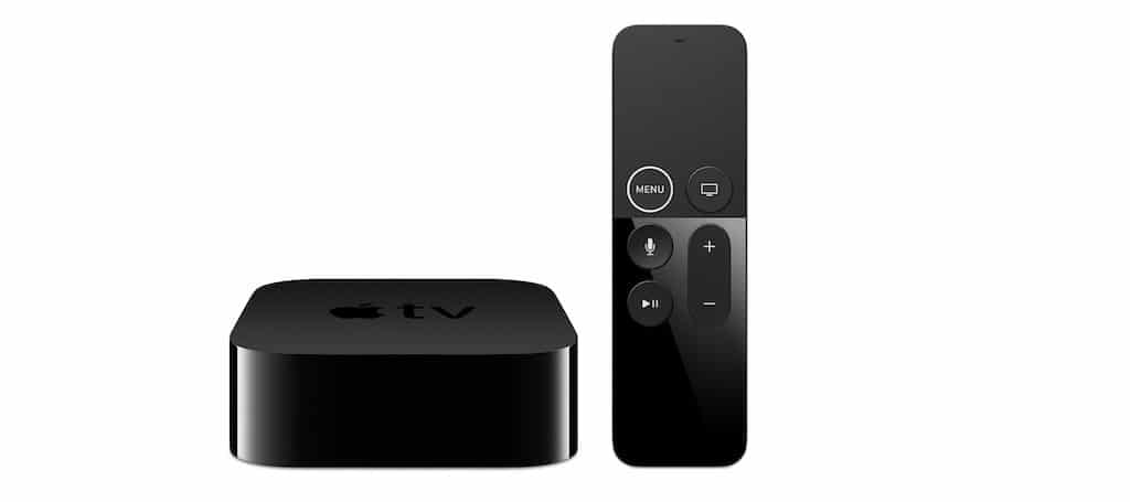 Apple tv 4K comparatif box tv