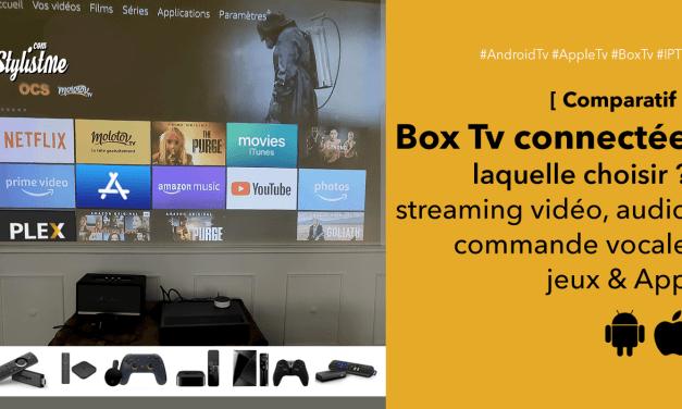 Meilleure Box TV Android pour transformer votre télé en TV connectée