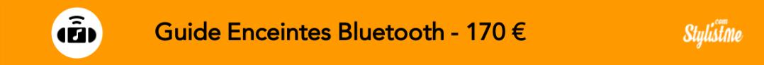 Comparatif enceinte bluetooth pas cher portable