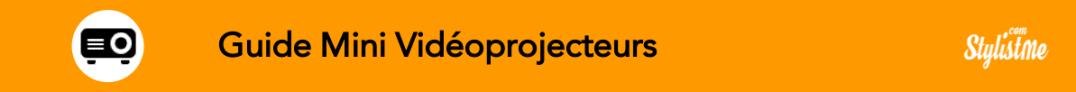 mini vidéo projecteur promotions black friday