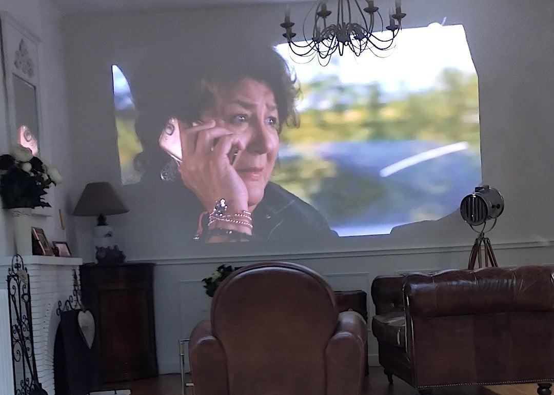 Wemax One Pro qualité vidéo image