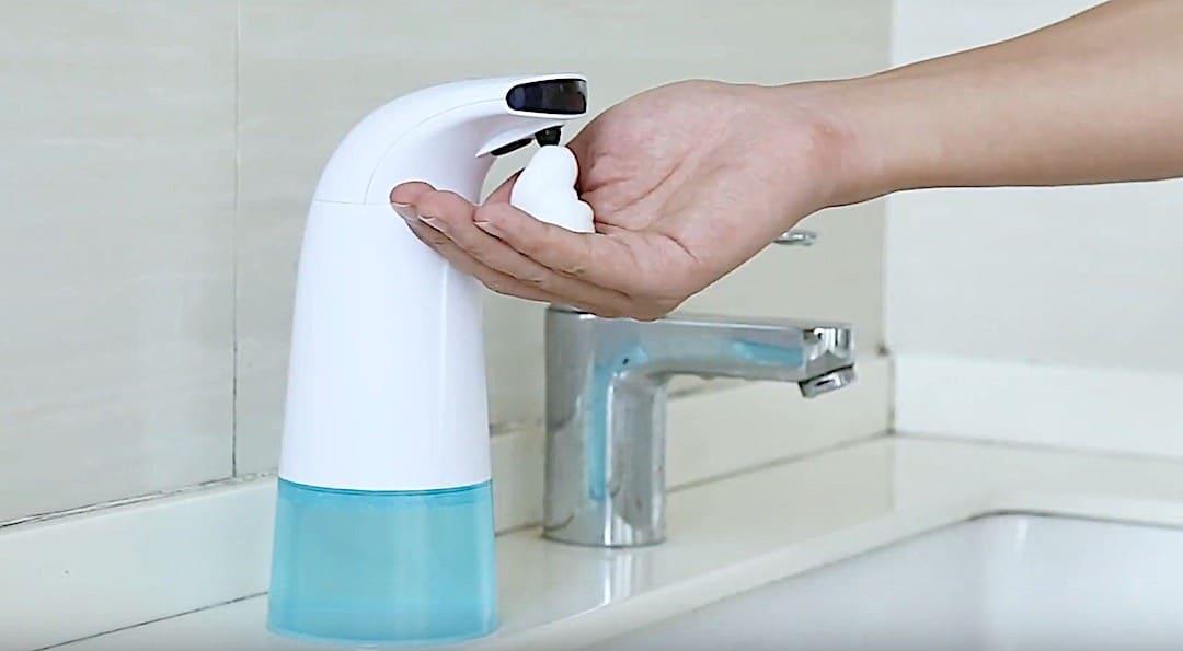 Xiaomi distributeur de savon automatique