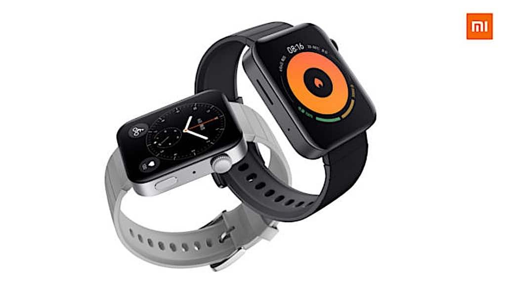 Xiaomi Mi Watch prix avis test