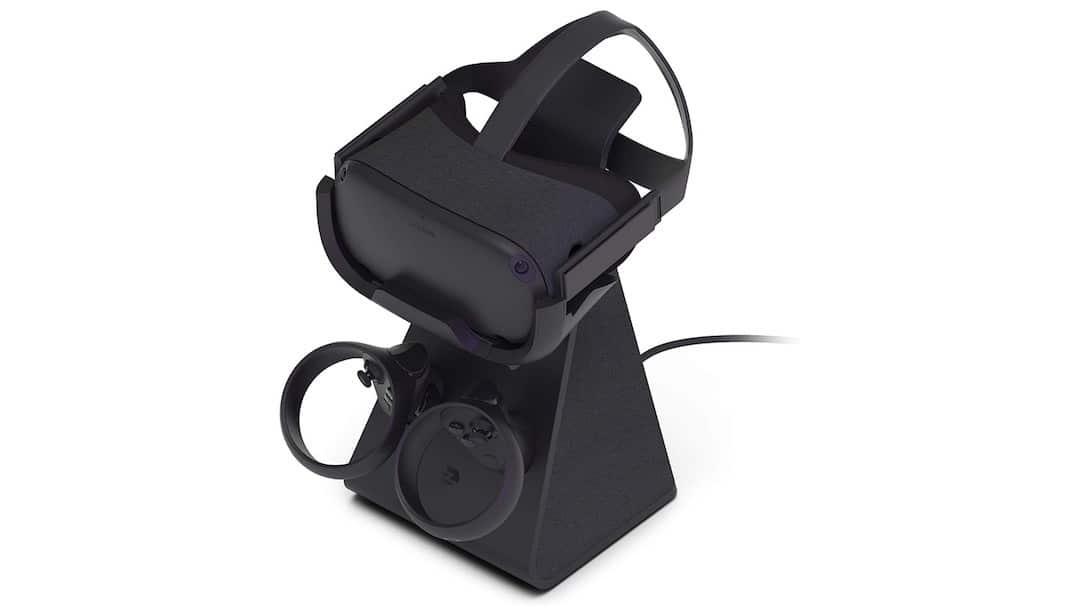 chargeur oculus Quest et contrôleurs Dock Dazed