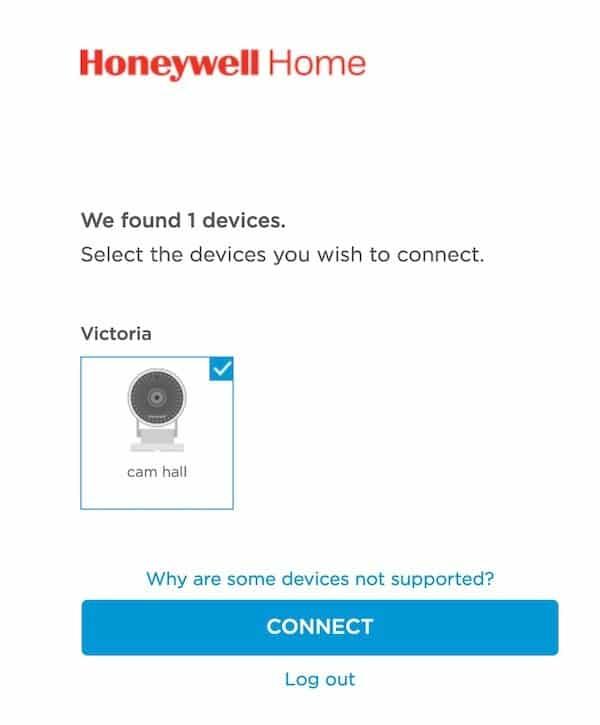 Honeywell Lyric C2 Google Assistant ou Alexa.
