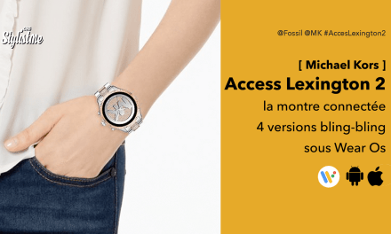 Michael Kors Access Lexington 2 test avis prix montre connectée