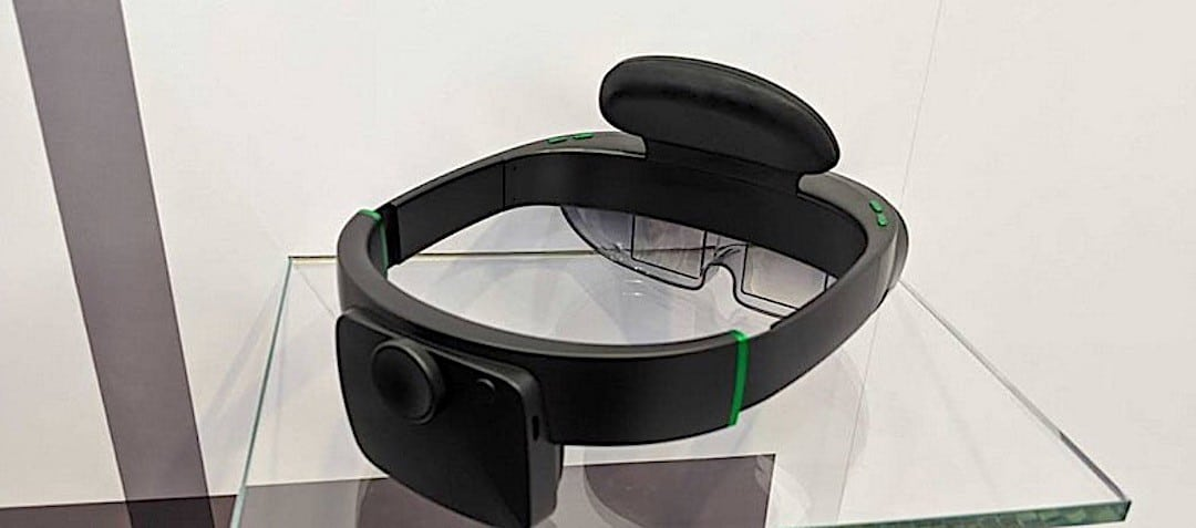Oppo AR glasses lunettes AR batterie sans fil