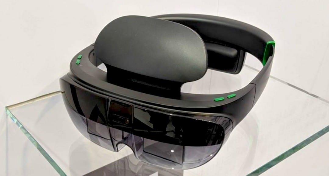 Oppo lunettes AR sans fil design
