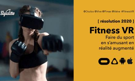 Fitness VR : garder la forme avec la réalité augmentée