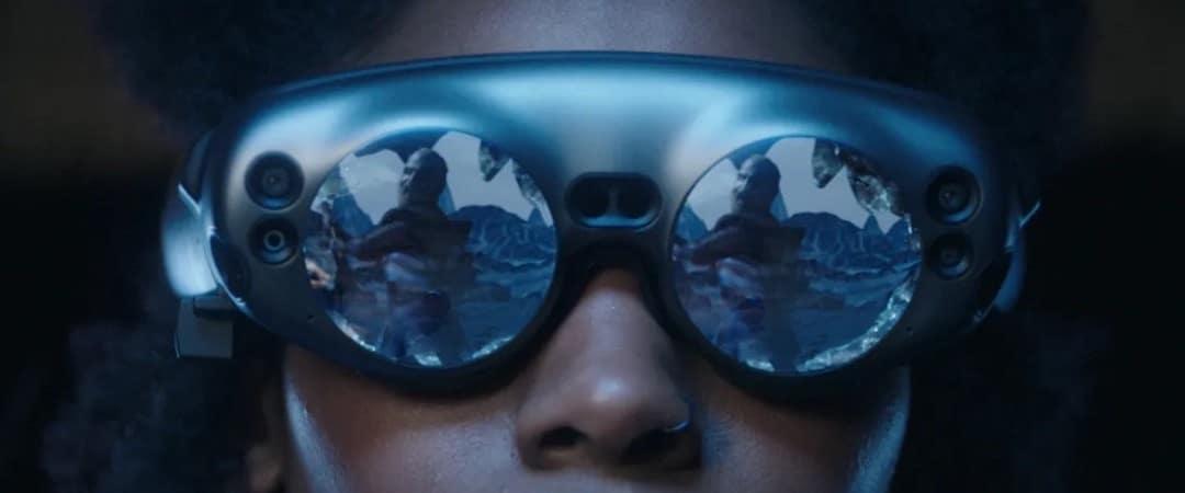 Magic Leap One lunettes AR réalité augmentée