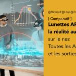 Meilleures lunettes réalité augmentée comparatif 2020 AR Glasses