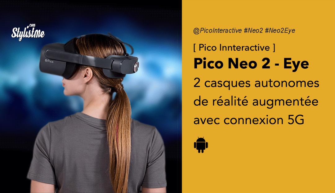 Pico-Neo-2-Eye-casque-VR-autonome-5G