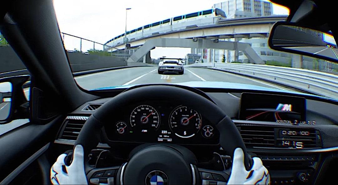 PSVR 2 Gran Turismo VR