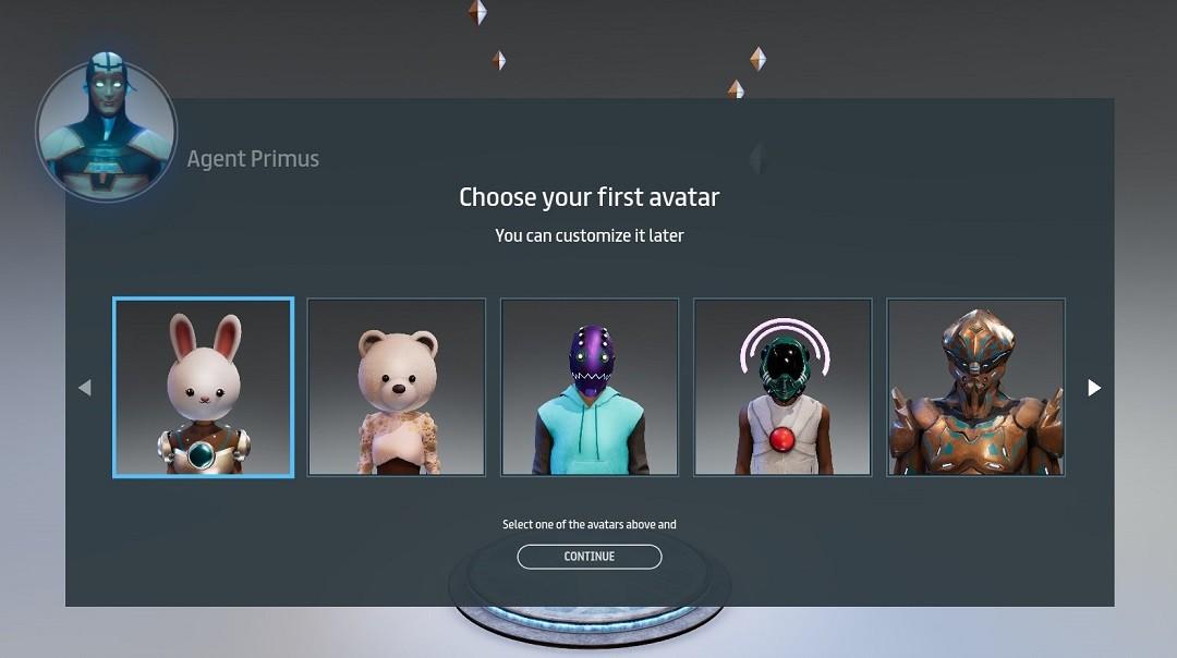 comment créer votre avatar Sansar VR